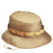 Kids Khaki Safari Jungle Hat - View