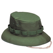 Kids Army Fatigue Jungle Hat - View