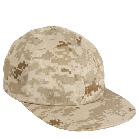 Kids Camo Desert Digital Baseball Cap - View