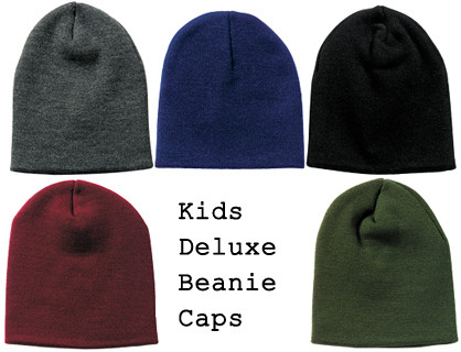 d86d8abe8e567c Shop Kids Outdoor Deluxe Skull Caps - Fatigues Army Navy Gear