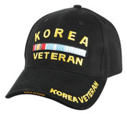 Deluxe Low Profile Korea Veterans Cap