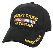 Deluxe Desert Storm Veteran Cap