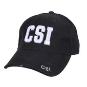 Deluxe Low Profile CSI Insignia Cap