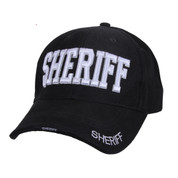 Deluxe Low Profile Sheriff Caps - View