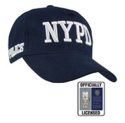 Officially Licensed NYPD Cap-Free Shipping
