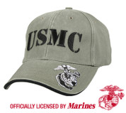 Vintage Deluxe USMC Low Profile Cap - View