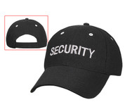 Low Profile Security Mesh Cap