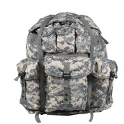 Large ACU Digital Camo Alice Field Pack w/Frame - View