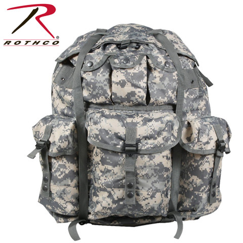 Large ACU Digital Camo Alice Field Pack w/Frame - Rothco