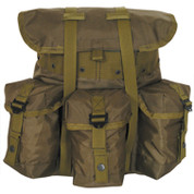 GI Style Olive Drab Nylon Mini Alice Packs