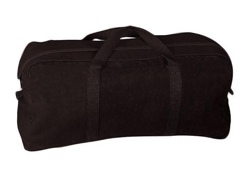 Black Tactical Tool Bag - View