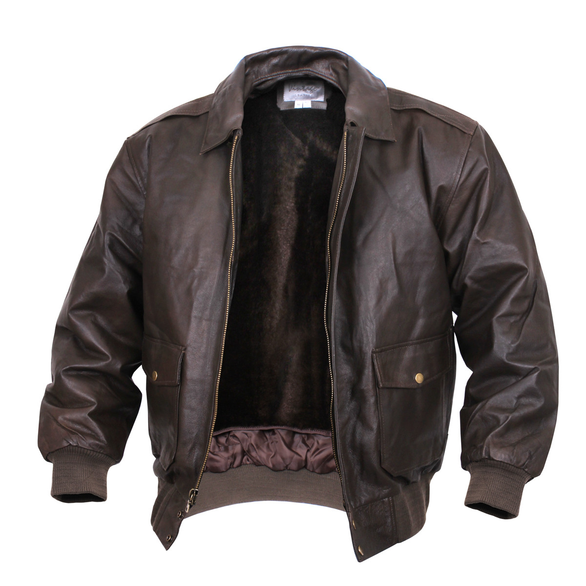 d472c281ec6 Shop Aviator Leather Flight Jackets - Fatigues Army Navy