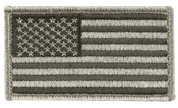 US Flag Velcro Patch - View