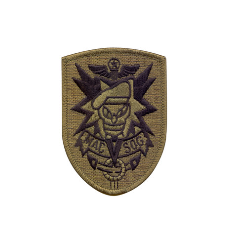 Subdued Mac Viet-Sog Patch - View