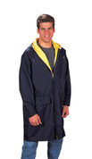 Reversible Navy/Yellow 3/4 Length Parka