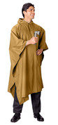 Coyote Brown Ripstop Poncho