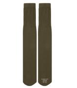 Army Olive Drab Tube Socks - View