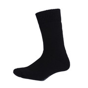 Black Outdoor Thermal Boot Sock