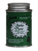 Leather Luster Gloss Finish - Black