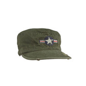 Vintage Army Air Corp Fatigue Cap - View