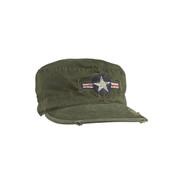 Vintage Army Air Corp Fatigue Cap - View