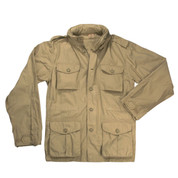 Vintage Khaki Expedition Field Jacket - View