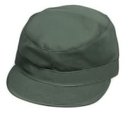 Olive Drab Military Fatigue Cap