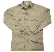Safari Jacket - Long Sleeve