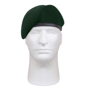 G.I.Type Inspection Ready Green Beret - Front View