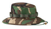 Women's Woodland Camo Jungle Hats