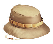 Women's Khaki Jungle Hat