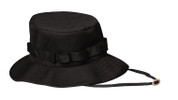 Women's Black Jungle Hat