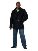 Rothco Navy Blue Pea Coat