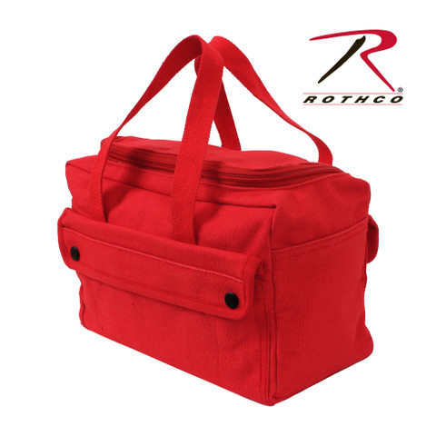 Mechanics Tool Bag w/ U Shaped Zipper - Rothco View