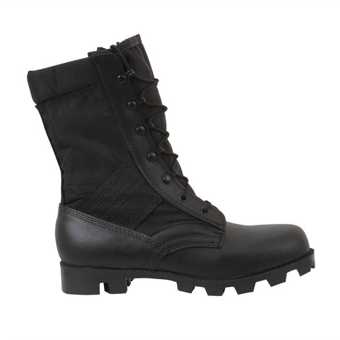 Kids Military Aggressor Jungle Boots - Right Side View