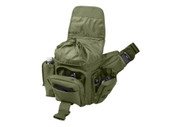 Advanced Tactical Olive Drab Sling Bag - View