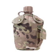 MOLLE 1Qt. Canteen Cover - Front View