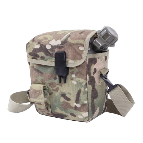 MOLLE 2 Qt. Bladder Canteen Cover - View