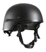 ABS Mich-2000 Replica Tactical Helmet - Black