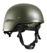 ABS Mich-2000 Replica Tactical Helmet - Olive Drab