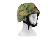 Woodland Digital Camo G.I. Type Helmet Covers