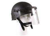 Anti Riot Helmet w/ Face Shield