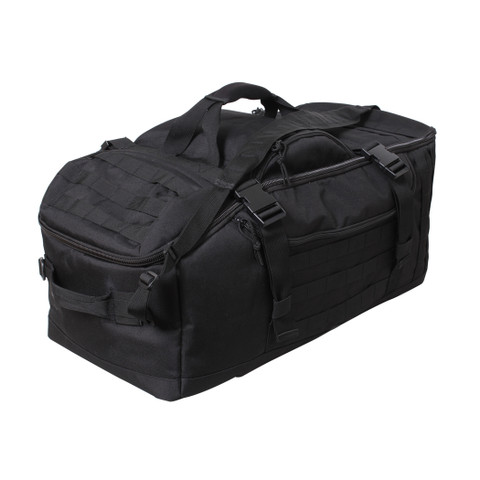 Rothco 3 In 1 Convertible Mission Bag - Carry Handle View