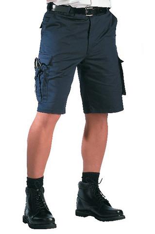 Rothco Navy Blue EMT Shorts - View