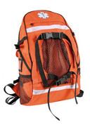 EMS Trauma Backpack - Front View