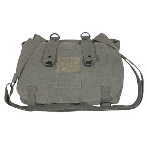 Euro Military Field Bag - Olive Drab