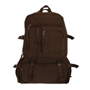 Retro Brown Cantabrian Excursion Rucksack - View