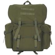 Mini Nato Rucksack - Olive Green