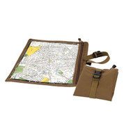 Travel Map & Document Case - Combo View