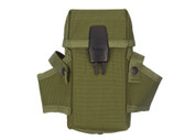Olive Drab M-16 30 Round Clip Pouches